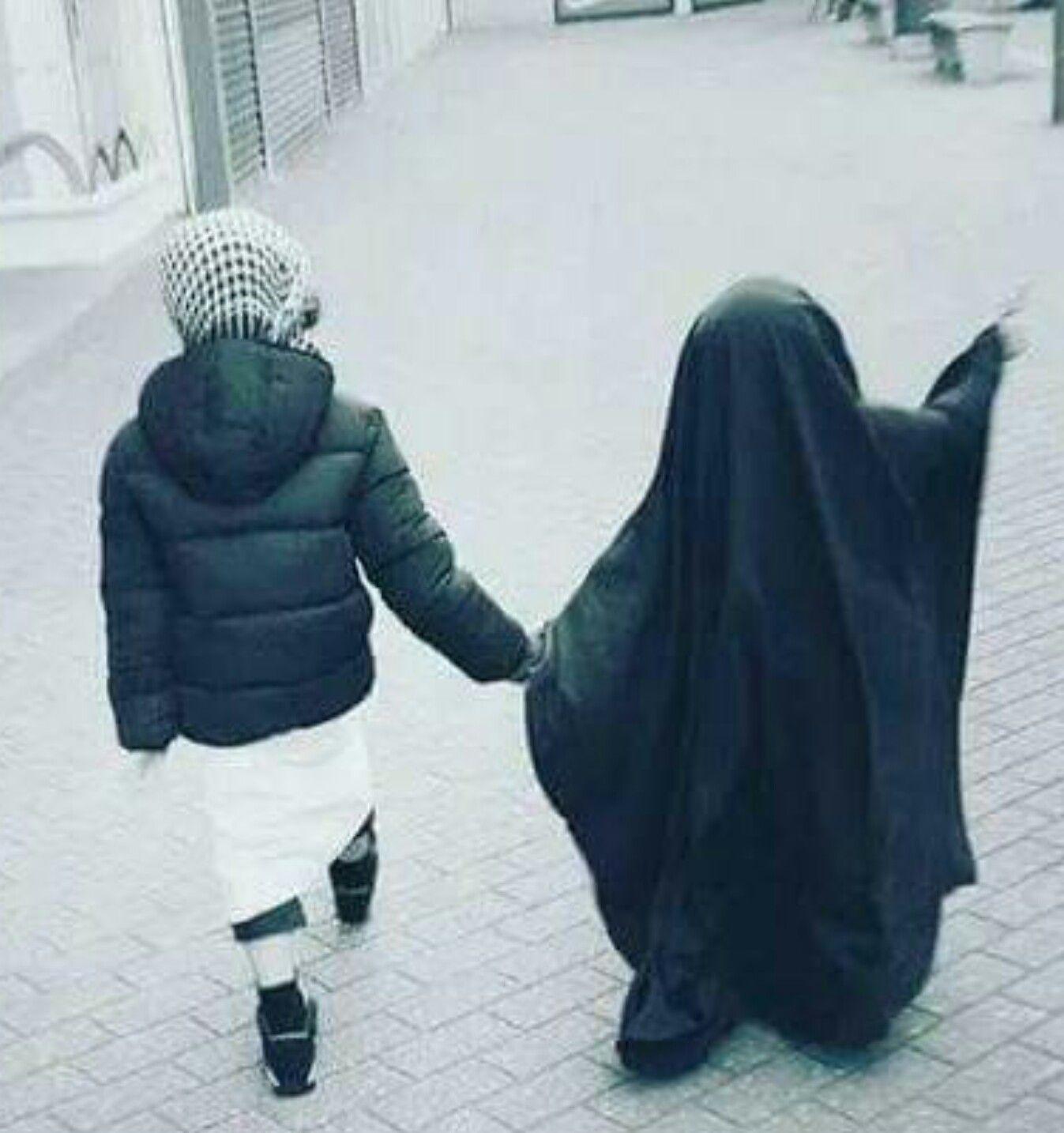 Baby Hijab And Islam Image Kids Hijab Muslim Pinterest