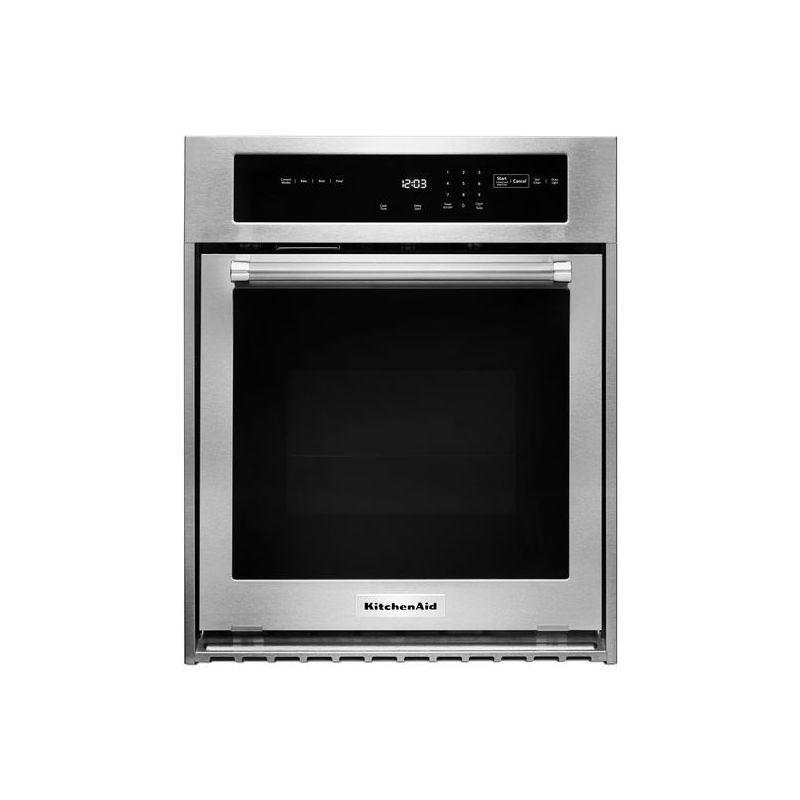 Kitchenaid kosc504e 24 inch wide 31 cu ft electric