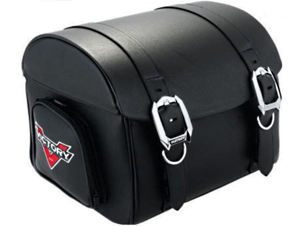 Motorcycle Luggage Rack Bag Pleasing Passenger Rack Bag  Blackvictory Motorcycles 2879367  Victory Review