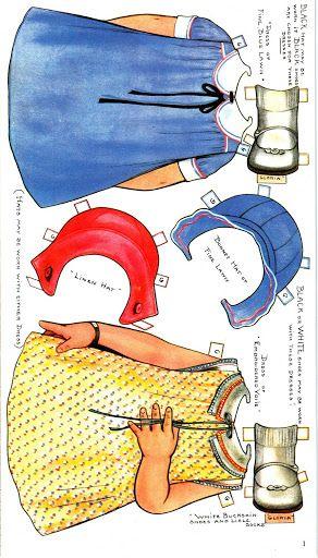 Paper Dolls~Gloria and Sonny - Nena bonecas de papel - Picasa Web Albums