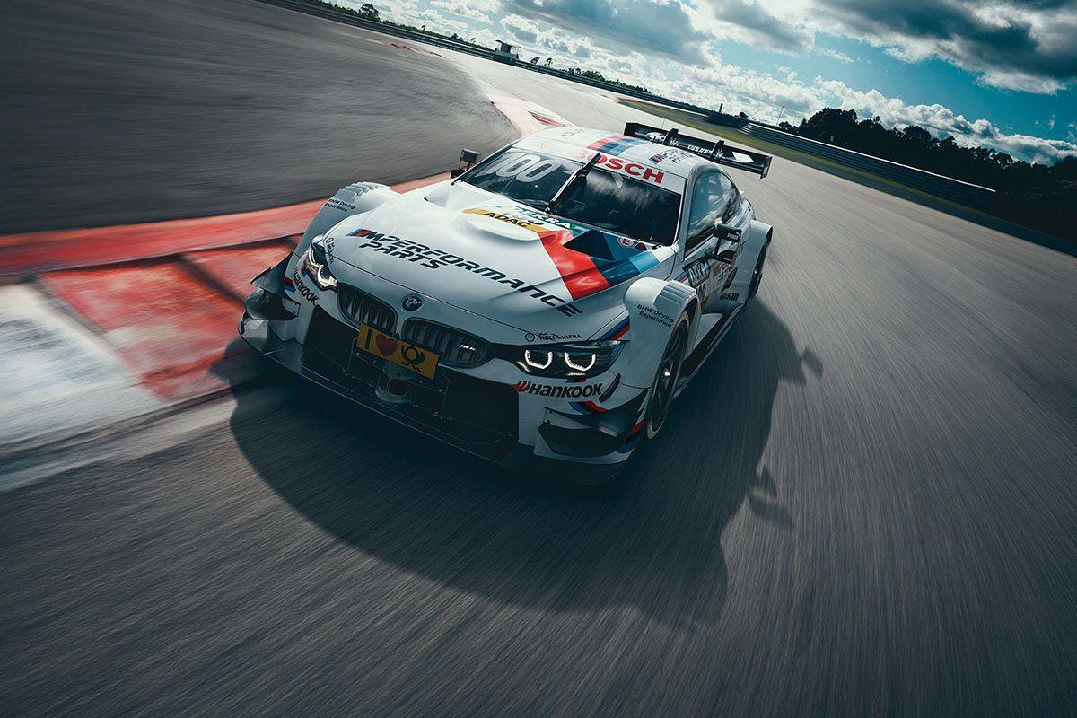 BMW DTM Motorsport on BehancebyThomas StrogalskiMore cars here.