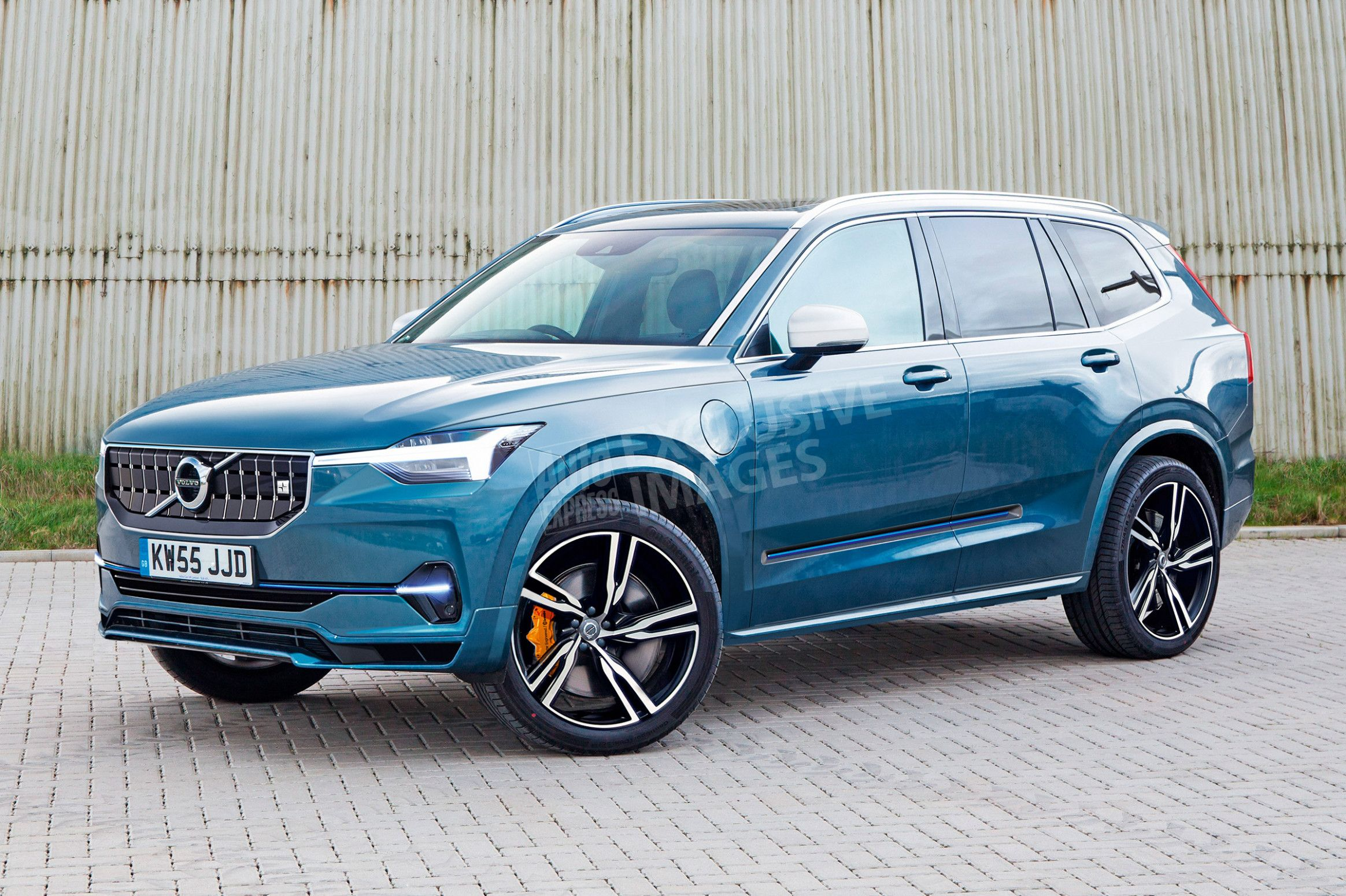 2021 All Volvo Xc70 First Drive
