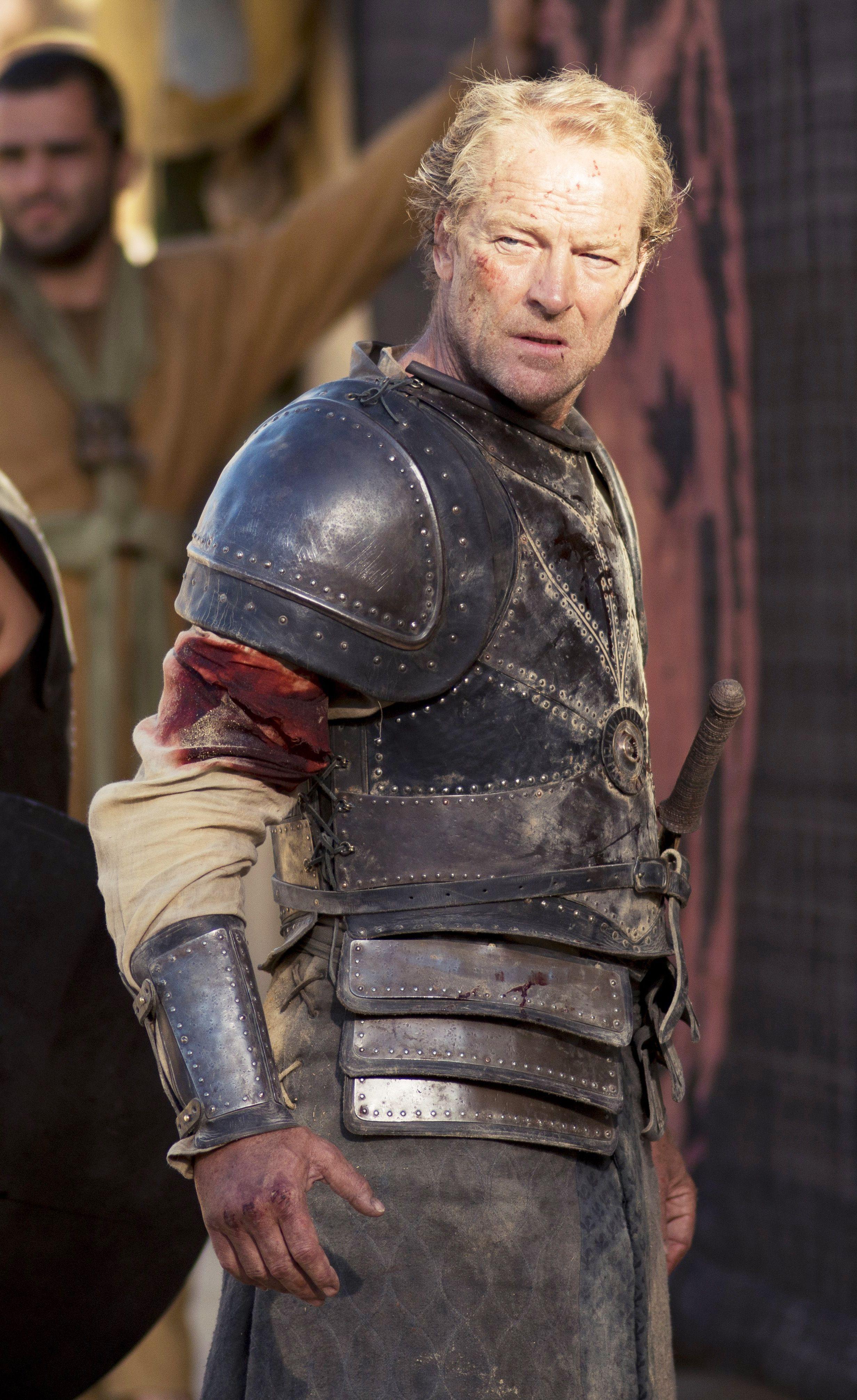Game Of Thrones Jorah Mormont Season 5 Episode 9 Hbo