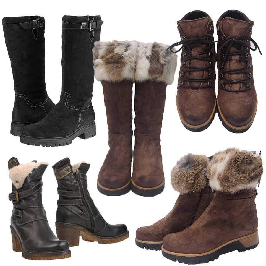 43 comfort giving warm winter shoe ideas for women | winter and