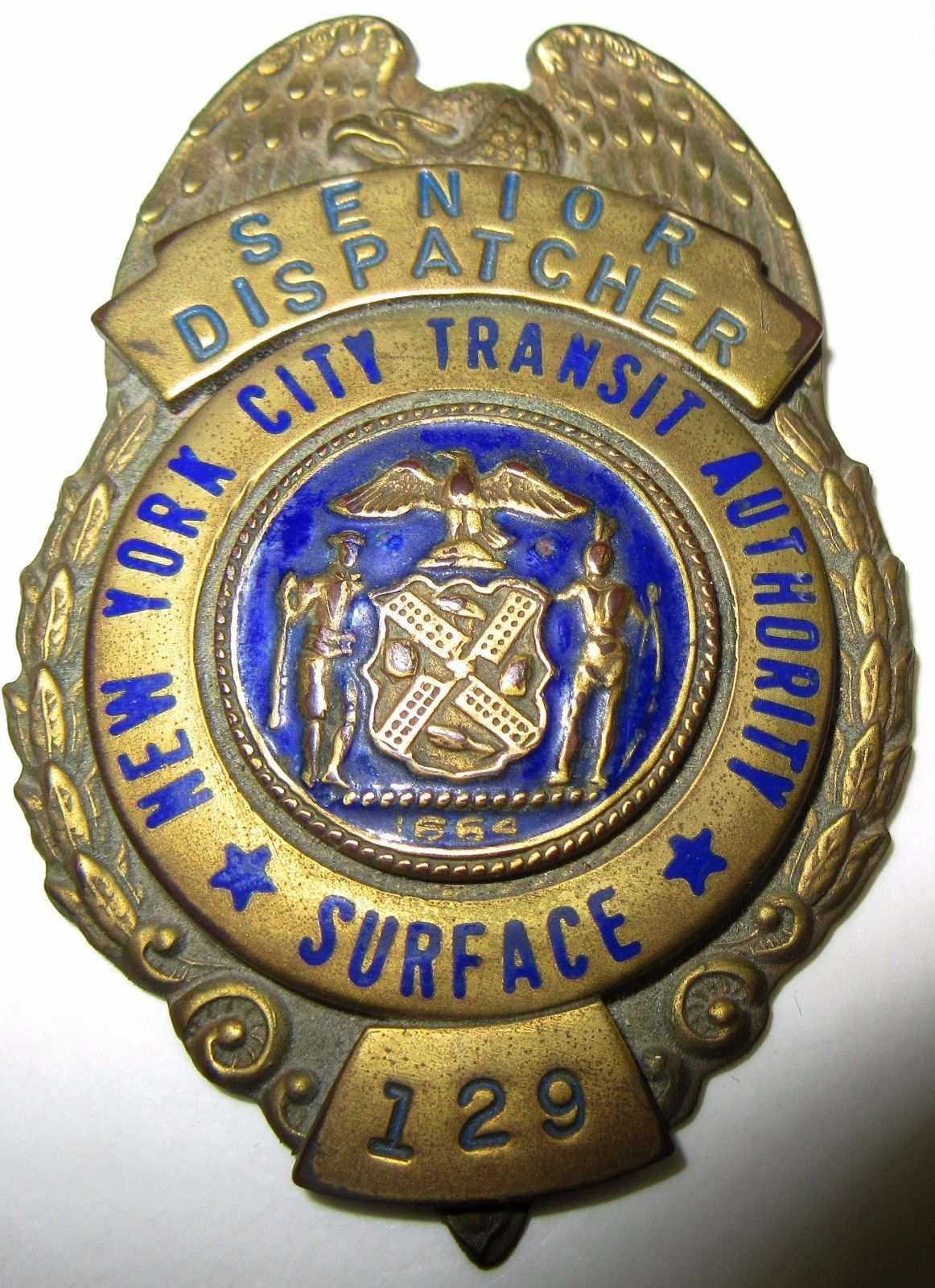 New York City Transit Authority Surface Senior
