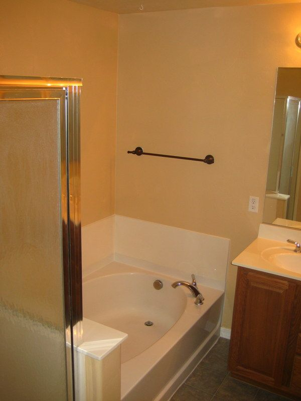 Separate Shower And Garden Tub In Master Garden Tub Tub Shower