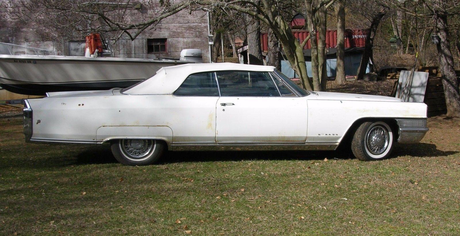 eBay: 1965 Cadillac Eldorado ELDORADO 1965 CADILLAC ELDORADO VINTAGE ...