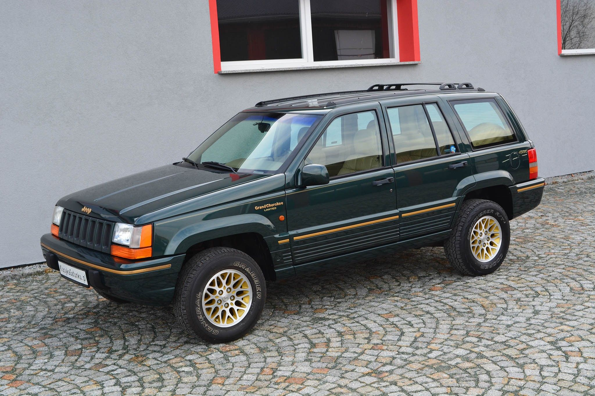 Jeep Grand Cherokee Limited Worldwide Zj 1993 96 Jeep Zj Jeep Grand Cherokee Zj Jeep Grand Cherokee