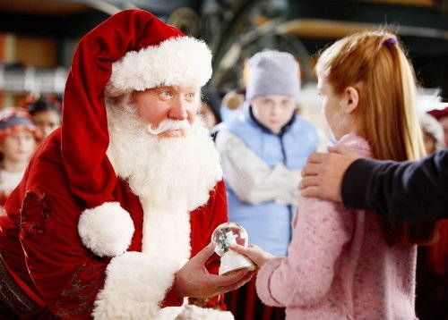 Santa Claus In The Movies Top 5 Leading Roles Santa Claus Movie Disney Christmas Movies Great Christmas Movies