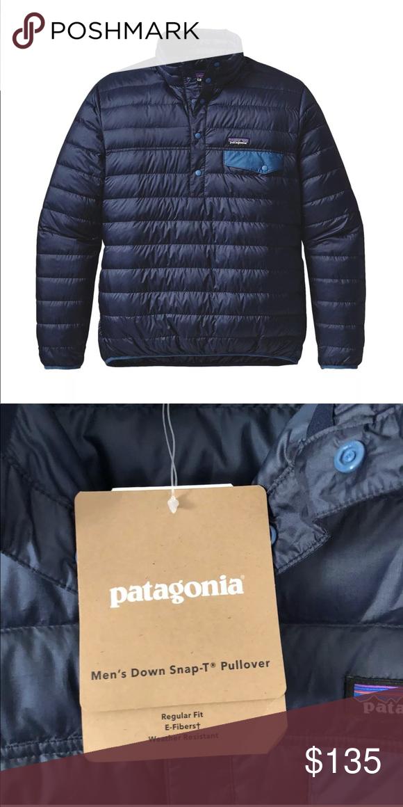 Activewear Jackets Patagonia Sz Medium Mens Purple Minimalist Lightweight Rip Stop Packable Jacket Elegant In Style
