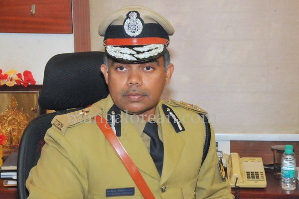 Police Commissioner Chandra Sekhar Transferred As Igp To Cid And Eo Bengaluru Police Chandra Bengaluru