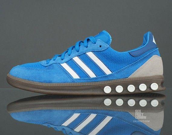 Regresa empezar Rodeo  adidas Originals Handball 5 Plug - Pool/White/Lone Blue | Adidas ...