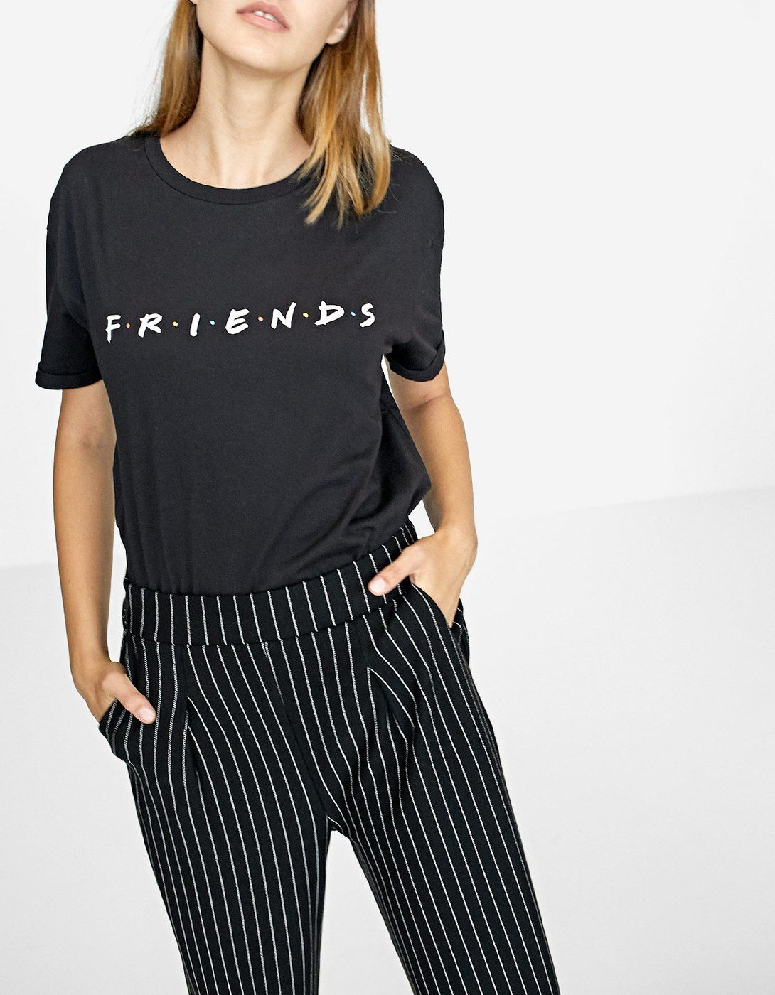 214b1223c0 Friends T-shirt - Just in
