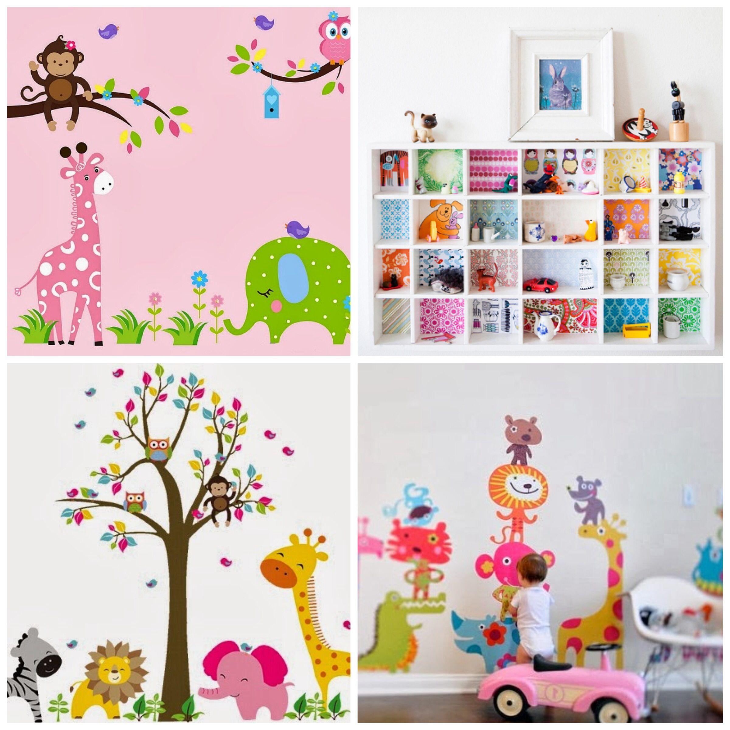 Diseños para cuartos de niños y niñas... | Decoración de Cuartos ...