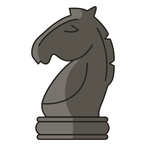 Knight Chess Figure Black Ad Ad Ad Chess Figure Black Knight Knight Chess Knight Graphic Desi