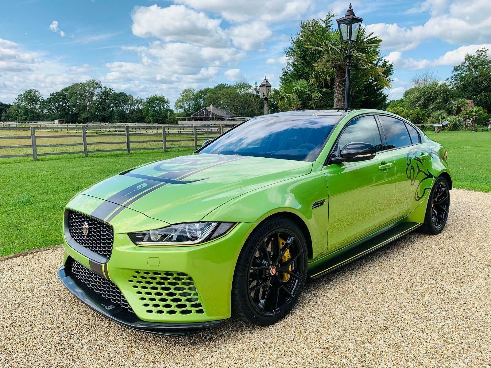 2019 Jaguar Xe 5 0 V8 Project 8 Auto Awd 4dr Saloon Petrol Automatic Ebay Jaguar Xe Cars For Sale Hybrid Car