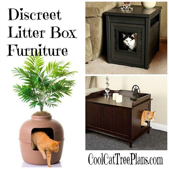 Discreet Litter Box Furniture Reviews Litter Box Furniture Cat