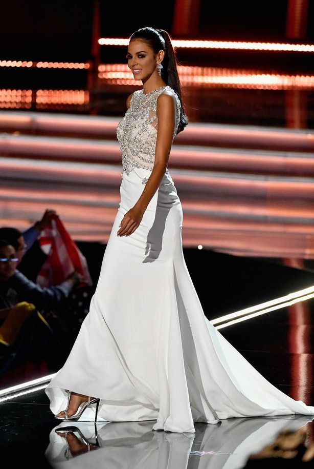 Keysi Sayago Miss Universe Venezuela 2017 - Nice gown.   Evening ...