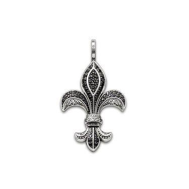 "The Bourbon lily (French = ""fleur de lis"") symbolises purity and ..."