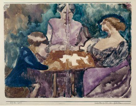Franz.Kartenspiel 6 Buchst