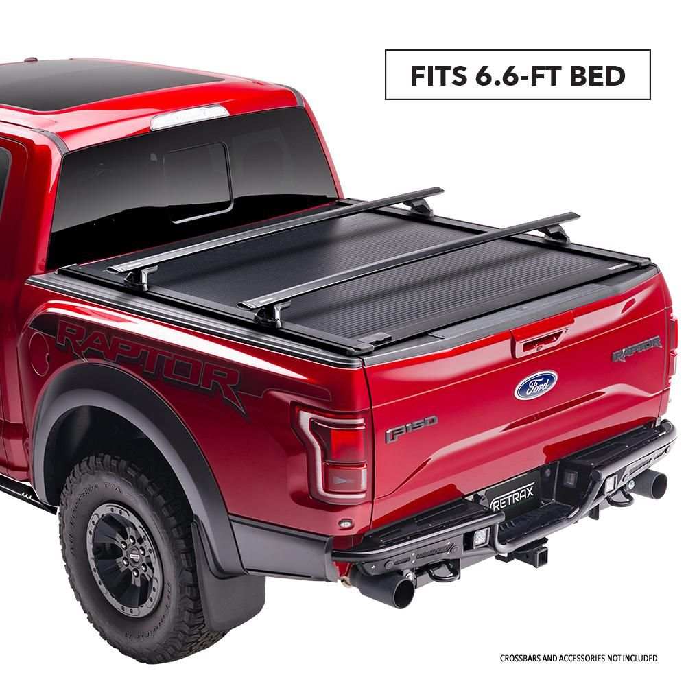 RETRAX ONE XR Tonneau Cover 0914 Ford F150 SuperCrew