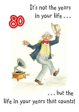 Send a card like lighthearted 80th birthday card with abraham send a card like lighthearted 80th birthday card with abraham bookmarktalkfo Choice Image