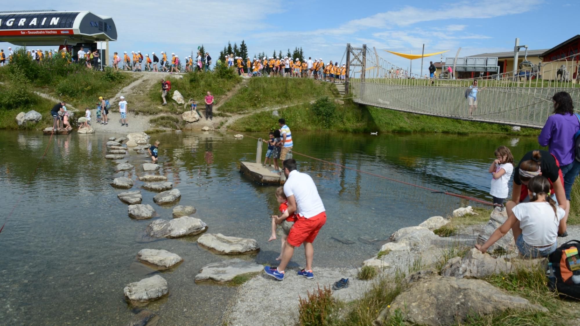 Wagrain Grafenberg (childrens fun park) - Wagrain, Austria