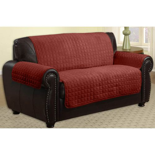 Found It At Wayfair Pet Protector Microfiber Loveseat Slipcover Cushions On Sofa Couch Furniture Furniture