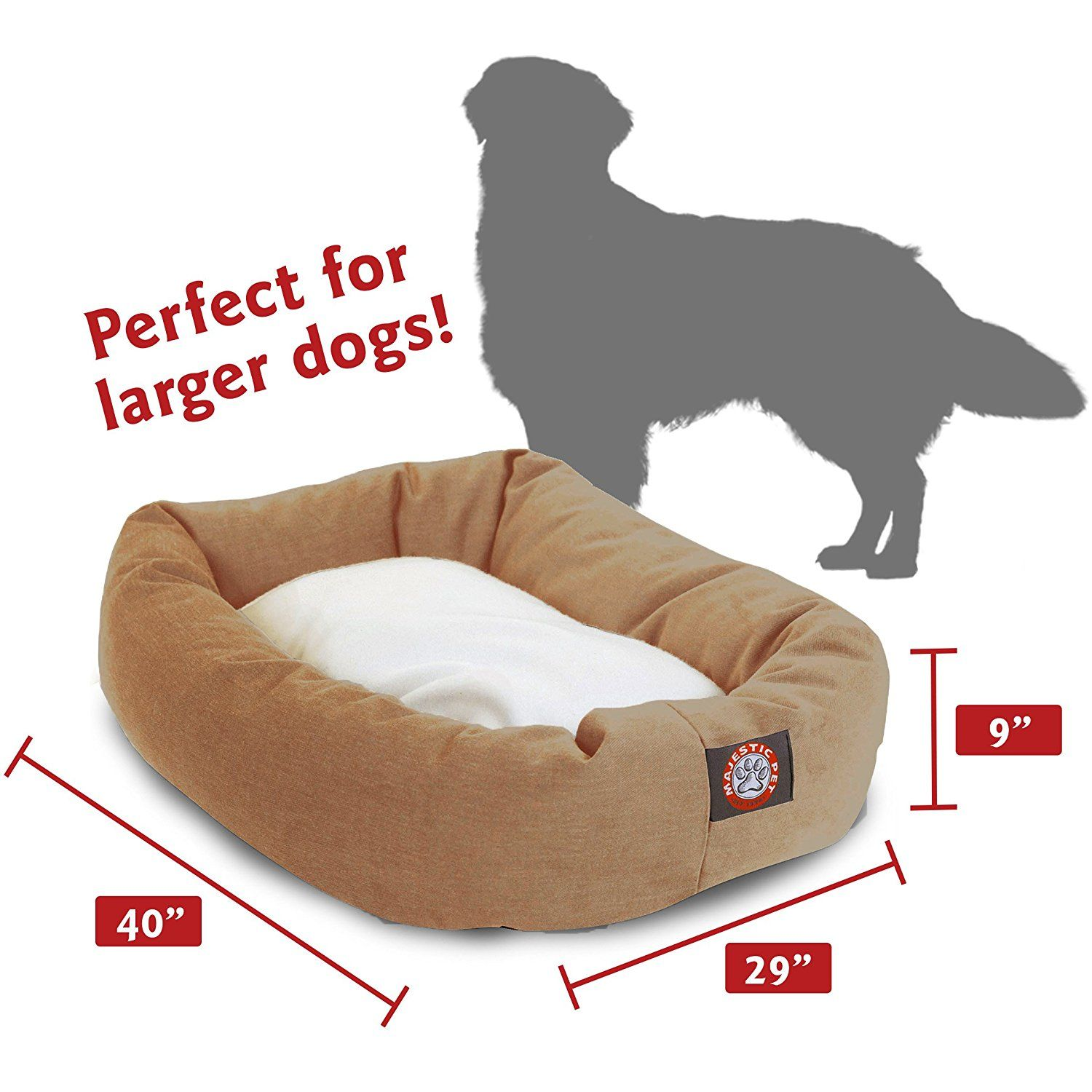 Joyelf Premium Edition Dog Bed Sofa With Solid Memory Foam Pet Bed And Lounge With Little Toy And Natural Cool Mat Memory Foam Dog Bed Dog Bed Dog Sofa Bed