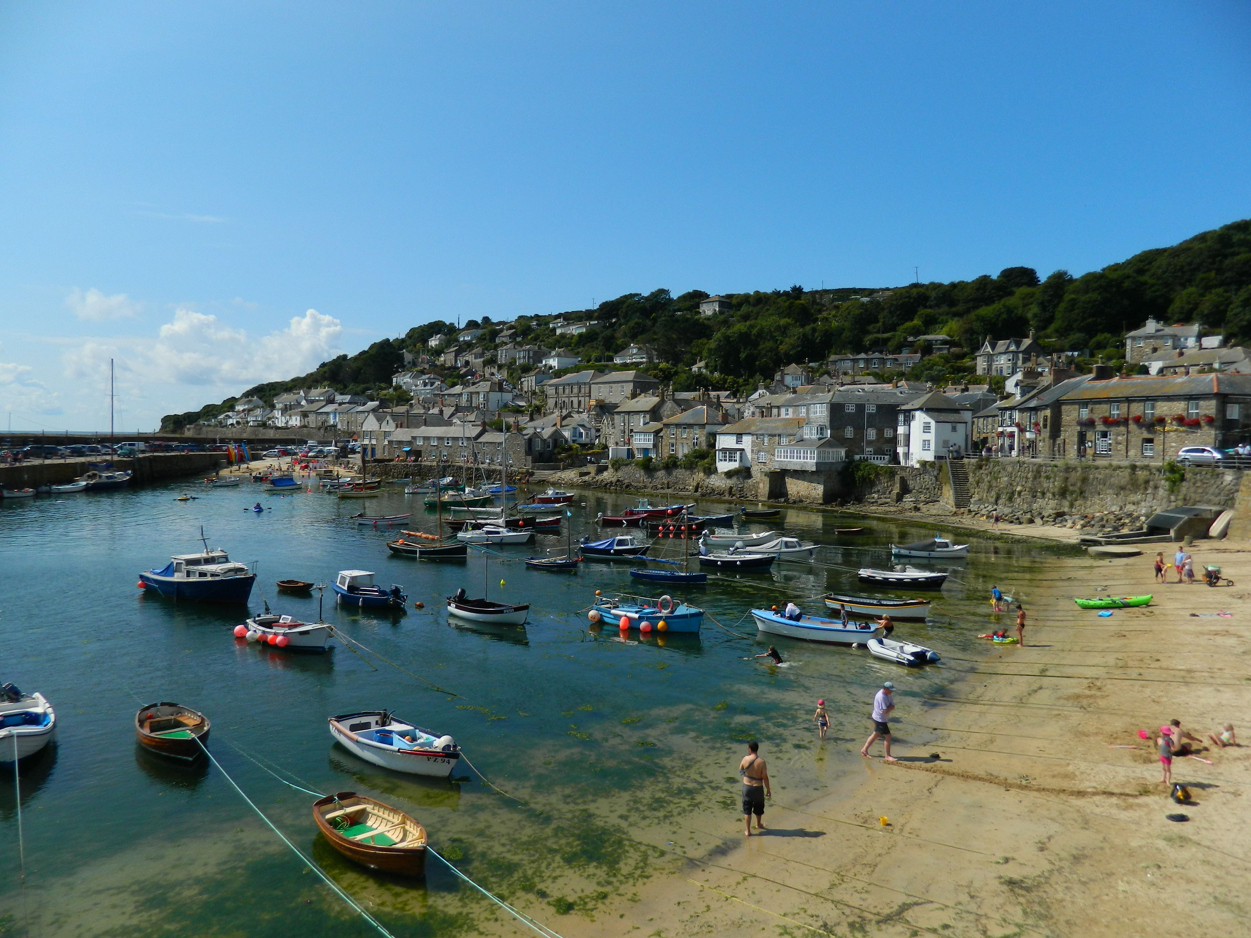 4agosto2014 #Mousehole #Cornwall #England