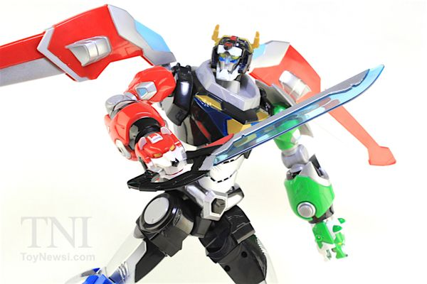 Ultimate Voltron Legendary Defender 14 Playmates Toys Action