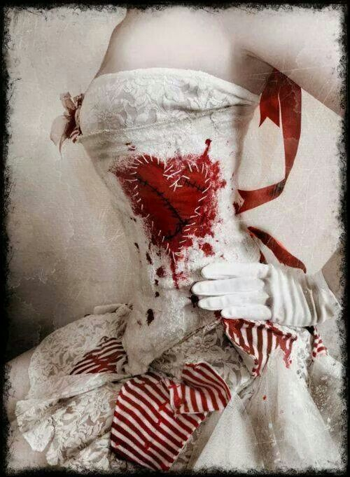 ***just the crazy stitching around the heart.. maybe the striped fabric, too---but not the rest of it.