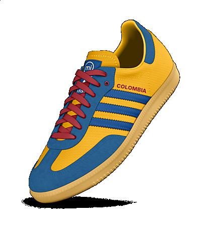 adidas samba colombia