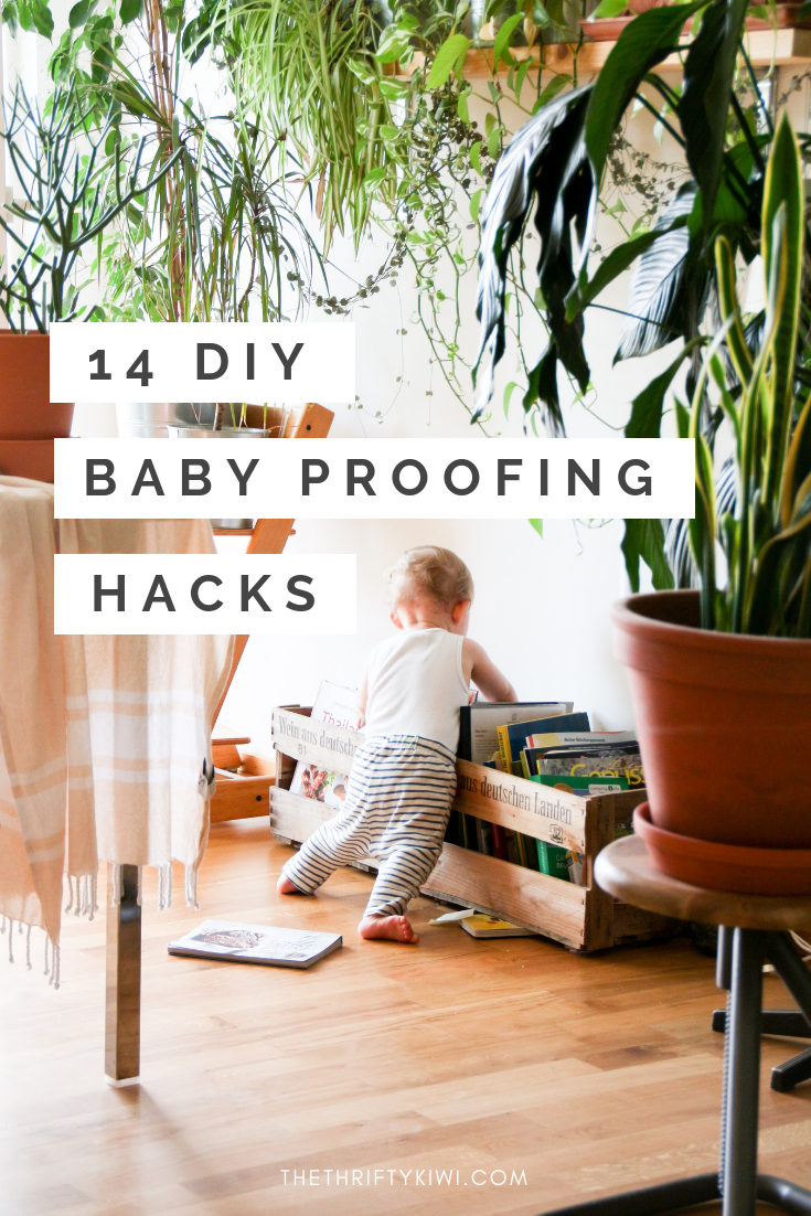 14 Ingenious Diy Baby Proofing Home Hacks Every Parent Needs To Know Baby Hacks Home Hacks Childproofing