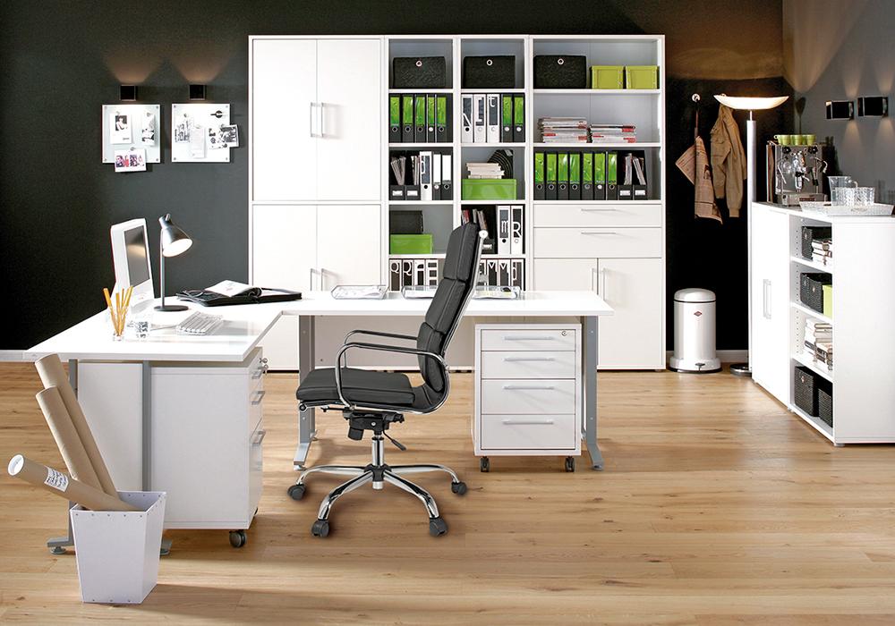 Este despacho es tan cómodo y acogedor... ¡Que desearás trabajar desde casa!