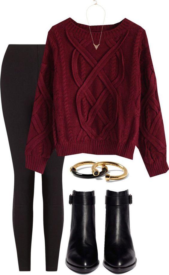 Stylish Winter Outfits Ideas – Fashion & Beauty