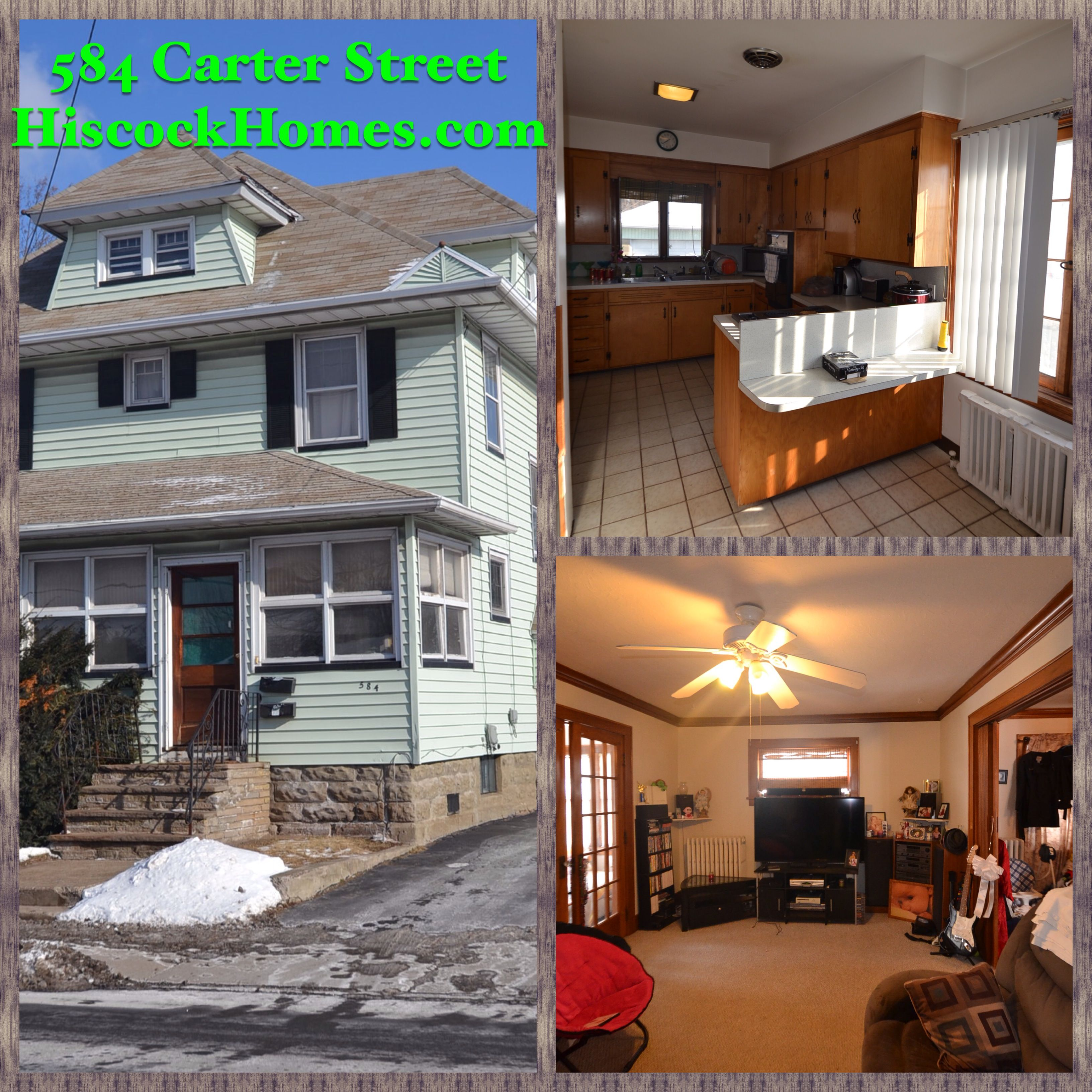 Just listed 584 carter street is a near 2400 sq ft