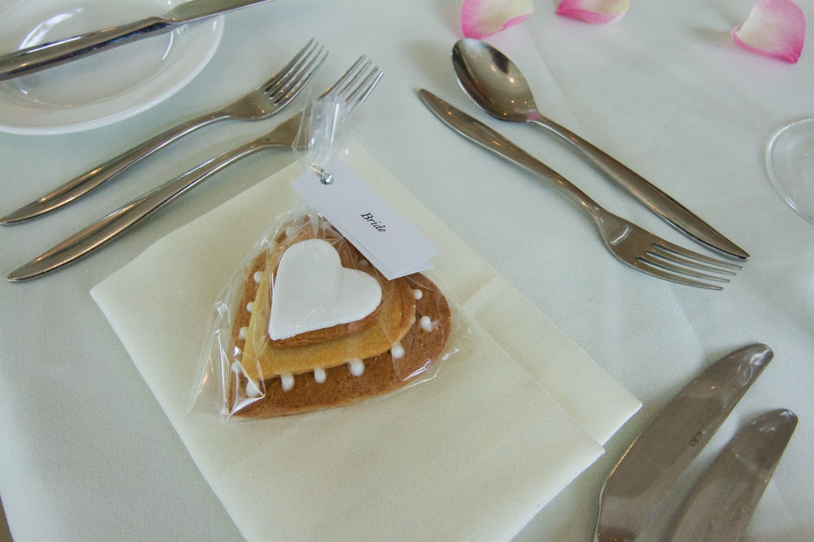 Gingerbread Favours