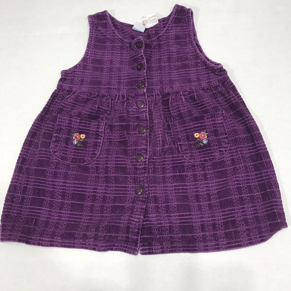 Mckids Girls Purple Jumper Dress 4t Euc Corduroy Fall School Comfy Fashion Clothing Shoes Accessories Kidsclothingsho Purple Jumpers Jumper Dress 4t Dress [ 1000 x 1000 Pixel ]