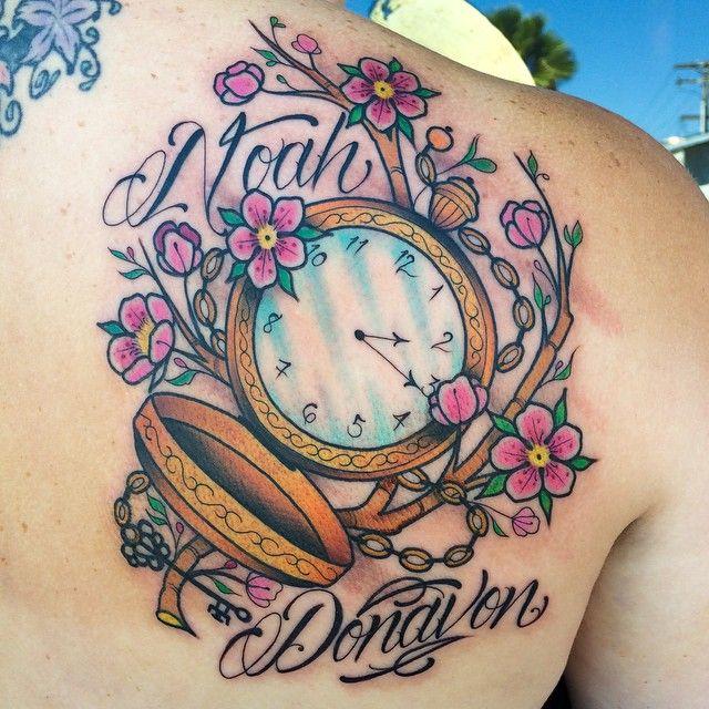 Guest Artist Devx Ruiz Full Circle Tattoo San Diego Ca