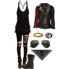 Badass style clothing - Google Search | Outfit Ideas | Pinterest | Badass style Badass outfit ...