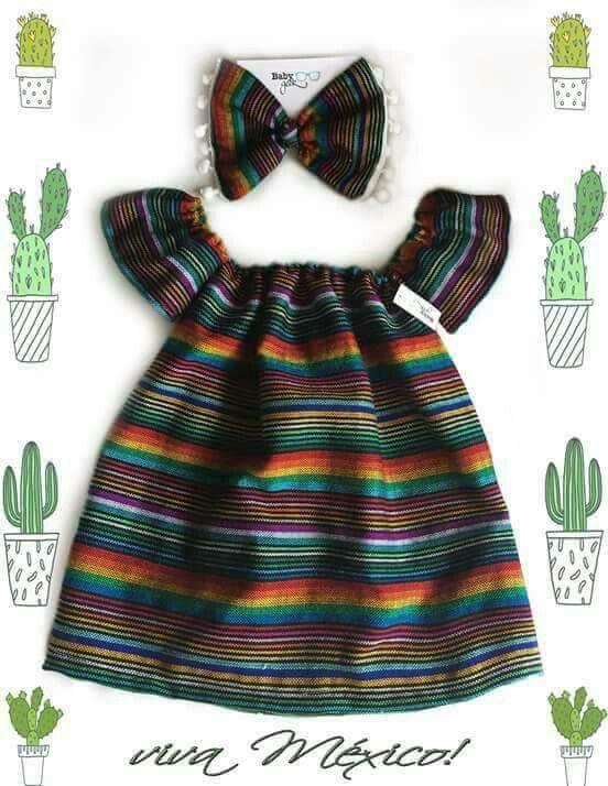 adeb01863 Para una bonita noche mexicana o un lindo día de las mulitas | Moda ...