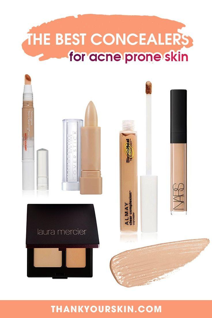Find Out The Best Concealer For Acne Prone Skin Oily Skin Drugstore Concealer For Dark Circles An Best Concealer For Acne Best Concealer Drugstore Concealer