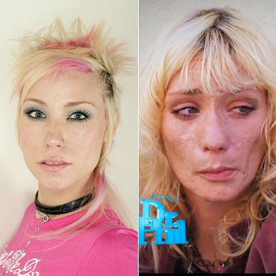 Faces of Meth: 10 Celebs Who Got Caught With Crystal