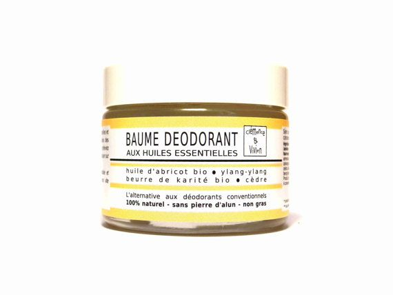 baume d odorant bio aux huiles essentielles par clemenceetvivien cosm tiques bio pinterest. Black Bedroom Furniture Sets. Home Design Ideas
