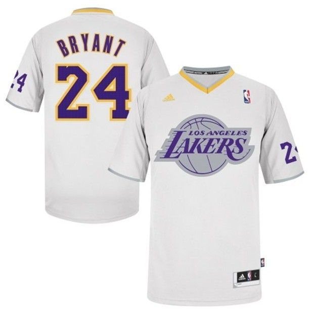 buy kobe bryant authentic in white adidas nba los angeles lakers 2013 christmas day mens jersey lastest from reliable kobe bryant authentic in white a