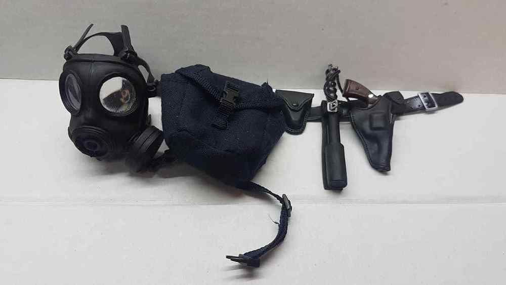 """1//6 Scale Dragon Hong Kong Police SDU Radio+earpiece for 12/"""" action figure use"""