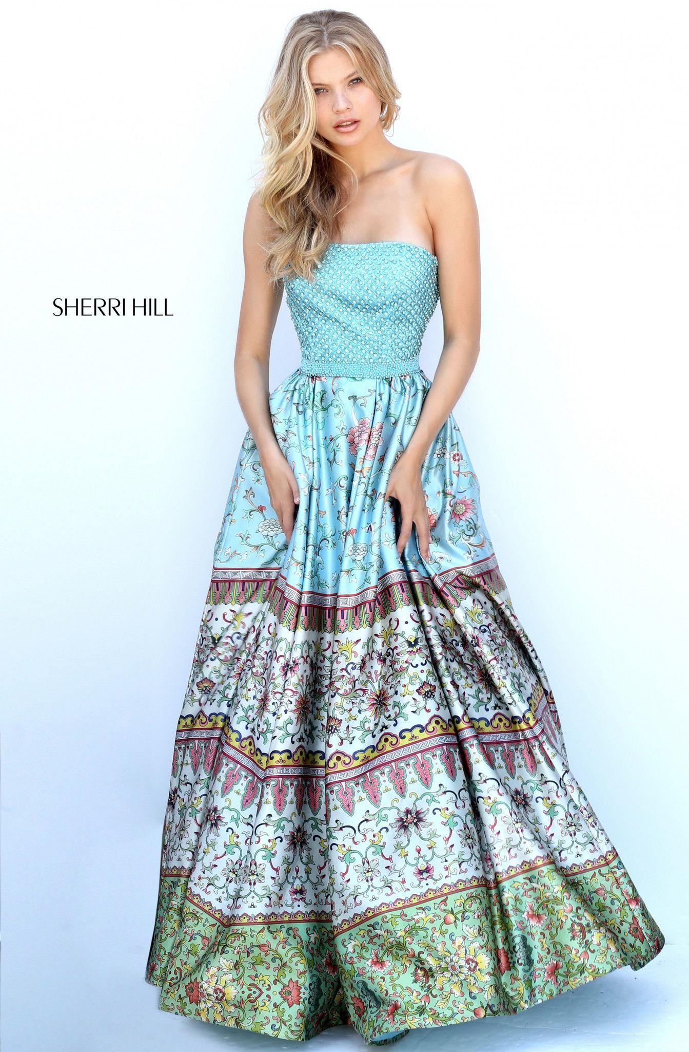 Sherri Hill 51246