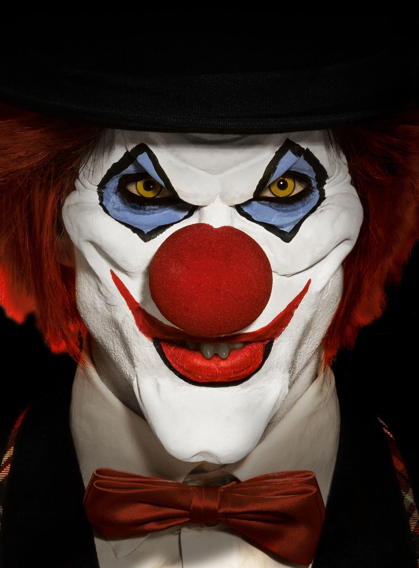 un maquillage de clown terrifiant id 233 al pour