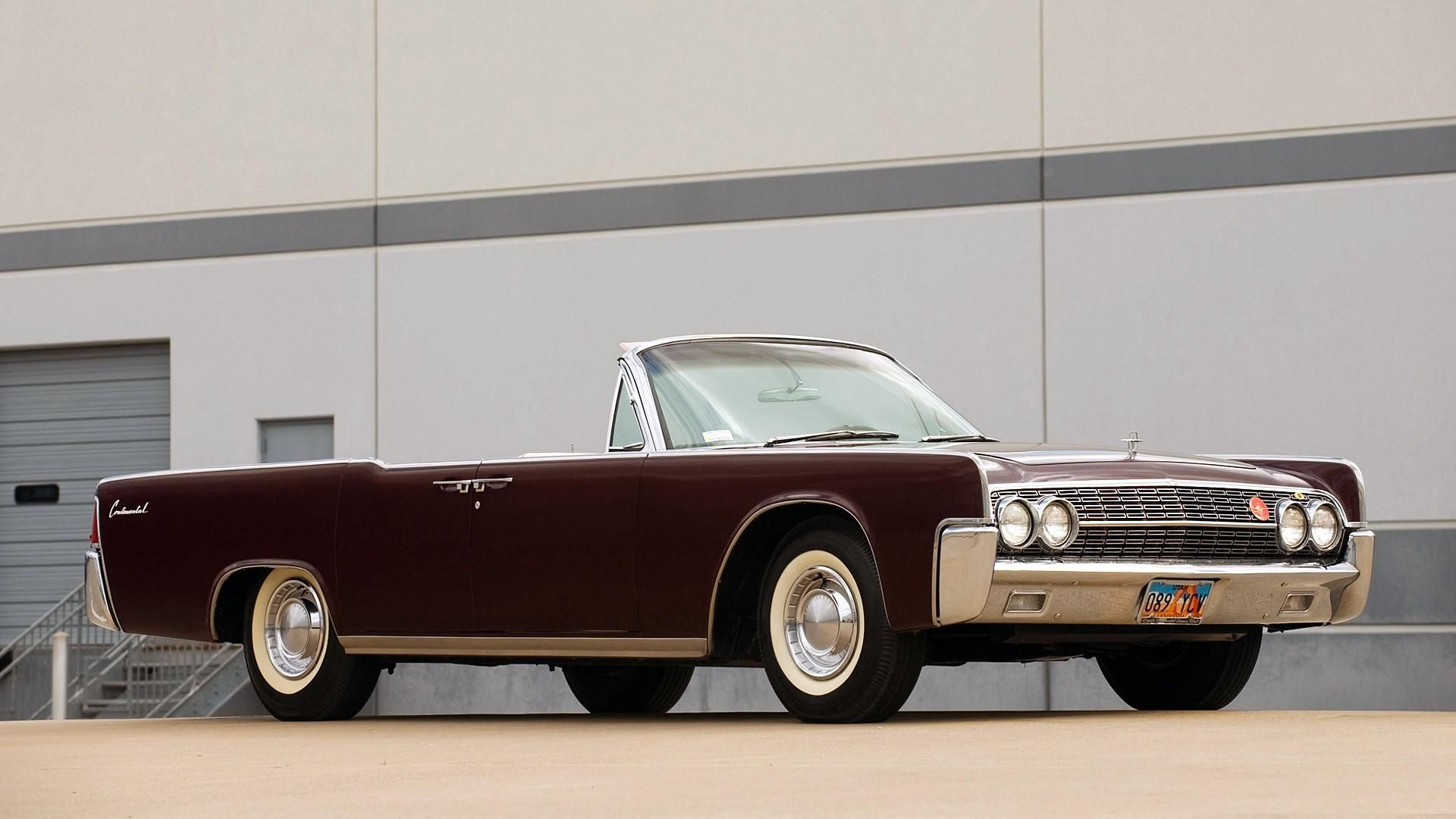 Astonishing 1962 Lincoln Continental Car Pictures For Pc Pin Hd